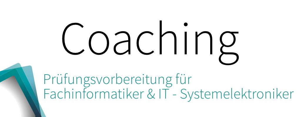 Prüfungsvorbereitung Fachinformatiker und IT-Systemelektroniker