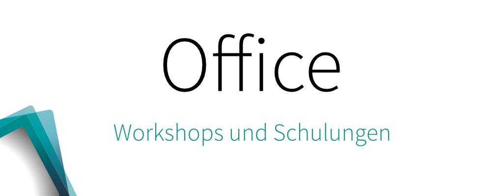 Office – Schulungen